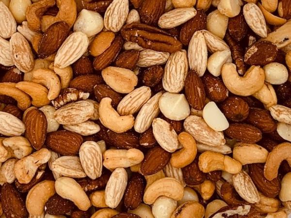 Macadamia Mix, Gesalzen