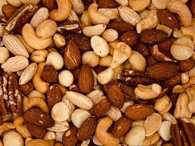 Macadamia Mix, Ohne Salz